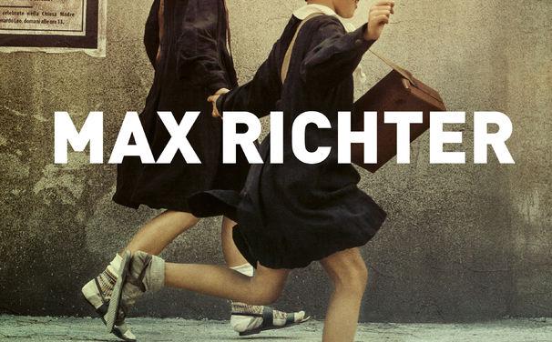 Max Richter, Unermüdliche Kreativität – Max Richter begeistert mit neuem Soundtrack