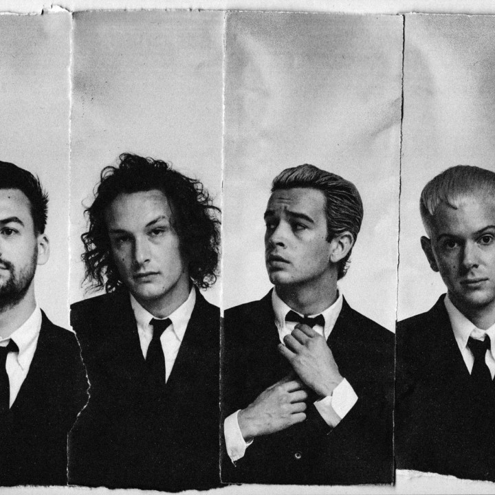 The 1975 – 2018