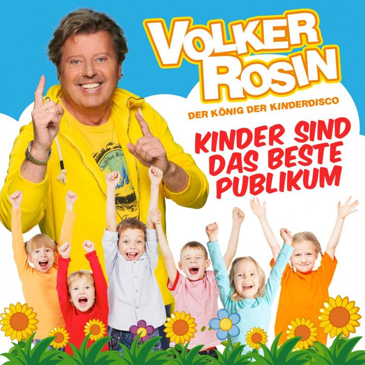 Kinder sind das beste Publikum Volker Rosin Cover