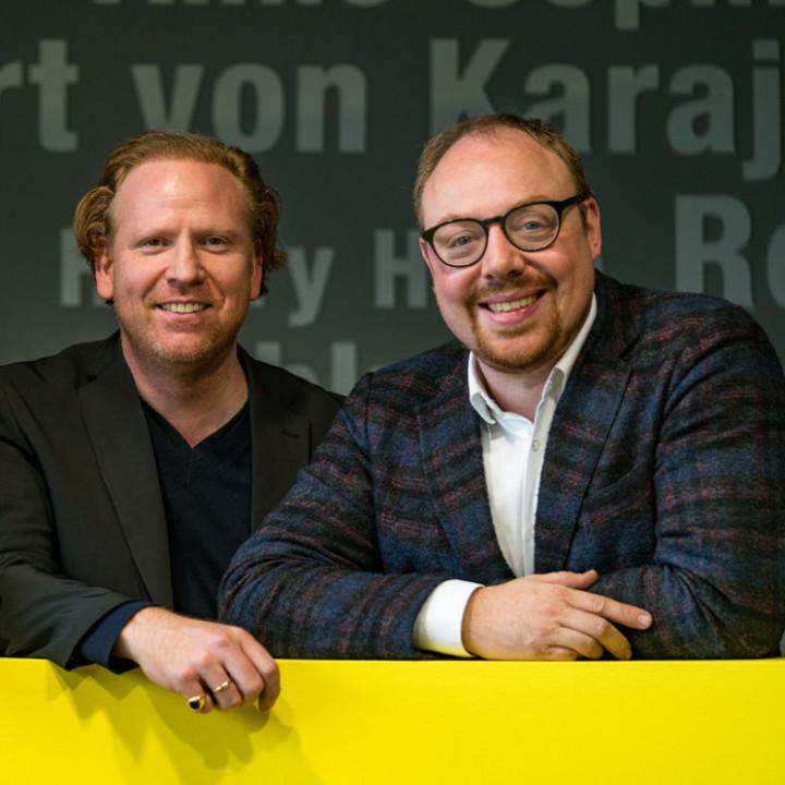 Holger Wemhoff, Daniel Hope, Clemens Trautmann