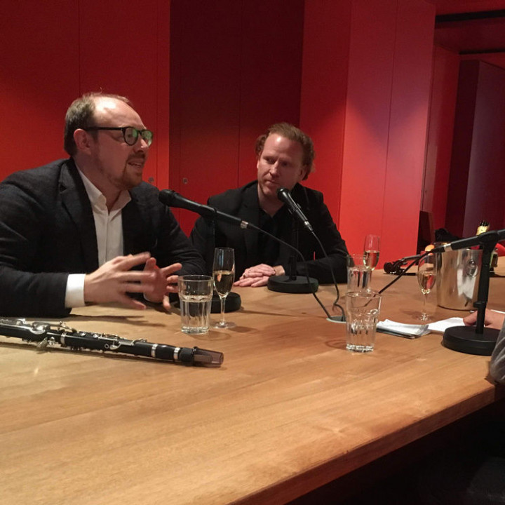 Clemens Trautmann, Daniel Hope, Holger Wemhoff