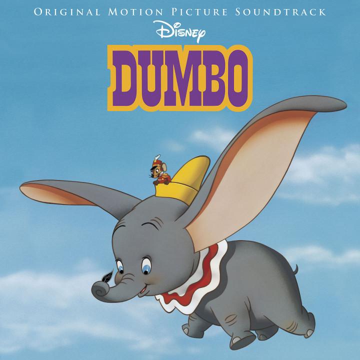 Dumbo LP Cover