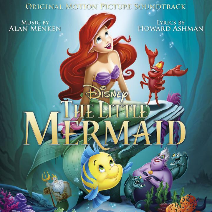 Little Mermaid LP Cover