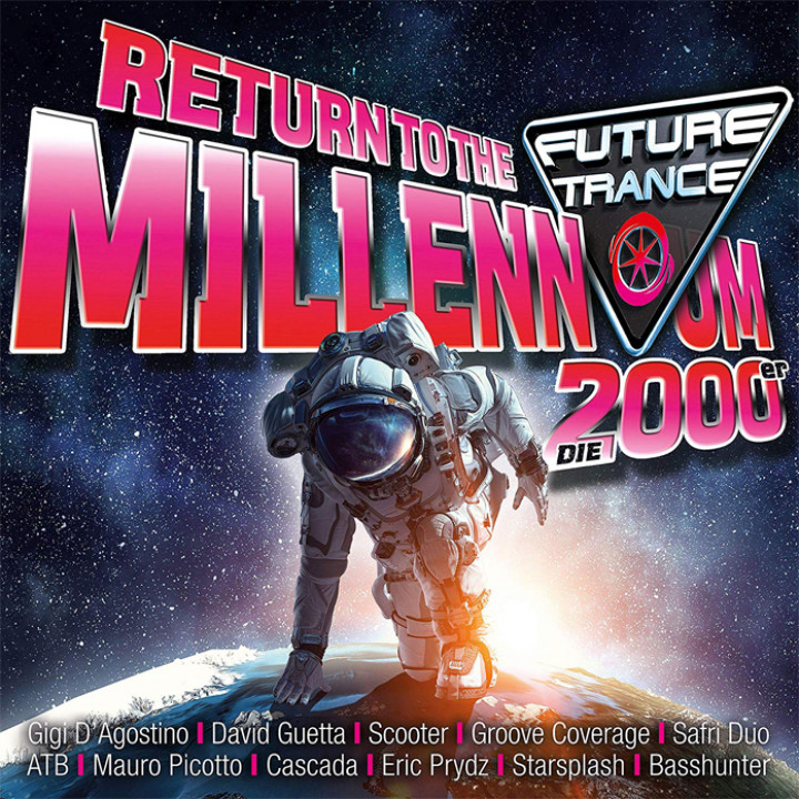 Future Trance Return To The Millennium Cover