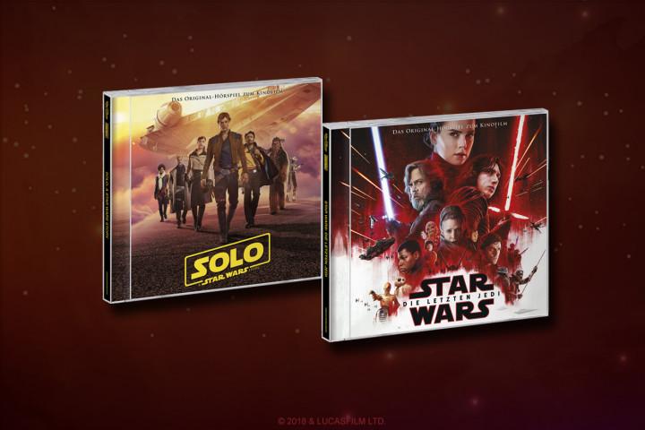 Star Wars Newsbild Die letzten Jedi und Solo