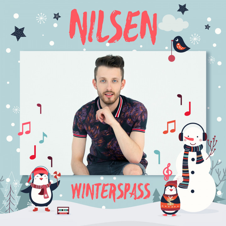 Nilsen Winterspaß Cover