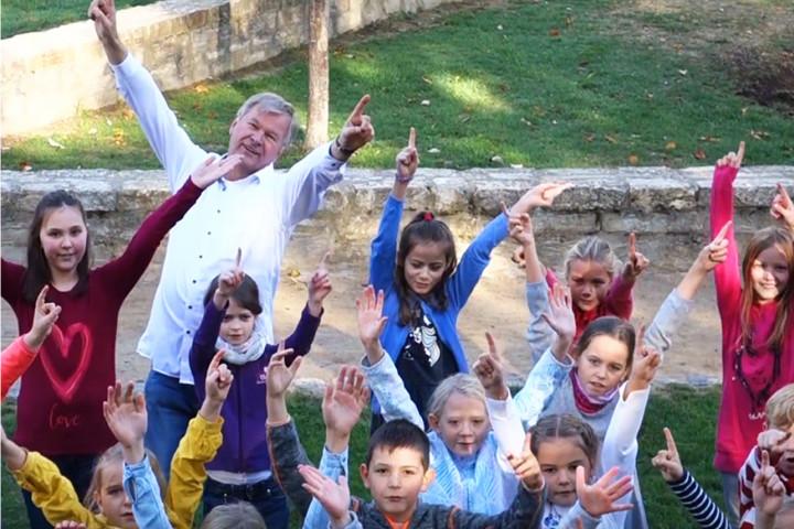 Reinhard Horn Greenpeace Im Namen der Kinder