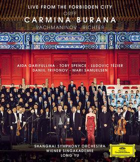 DG120, Orff: Carmina Burana, 00044007356135
