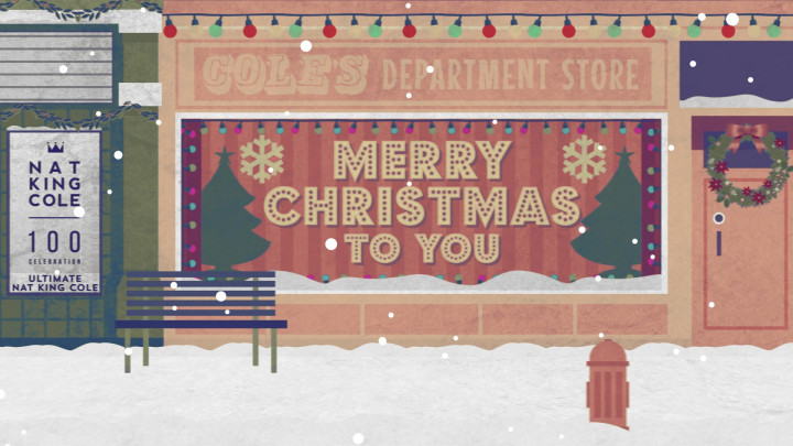 The Christmas Song (Merry Christmas To You) Lyric Video