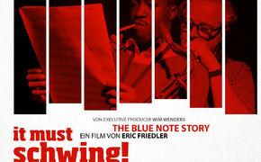 Various Artists, Blaue Stunde im TV - ARD zeigt die Blue-Note-Story It must Schwing!