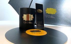 DG120, DG120 – Gewinnen Sie ein Geschenkpaket zum 120-jährigen Jubiläum des Traditionslabels Deutsche Grammophon