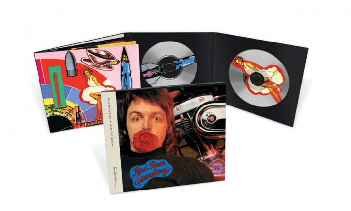 Red Rose Speedway CD