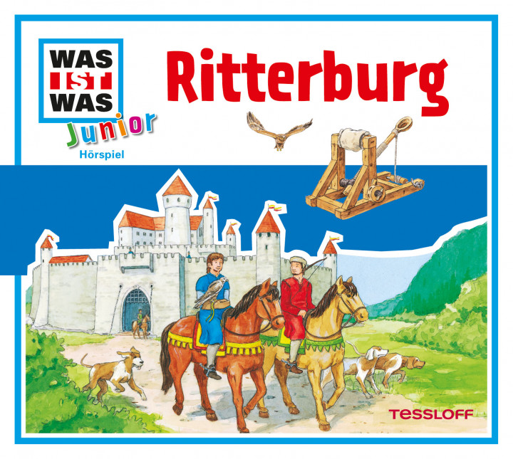 WIW JR Ritterburg Neu