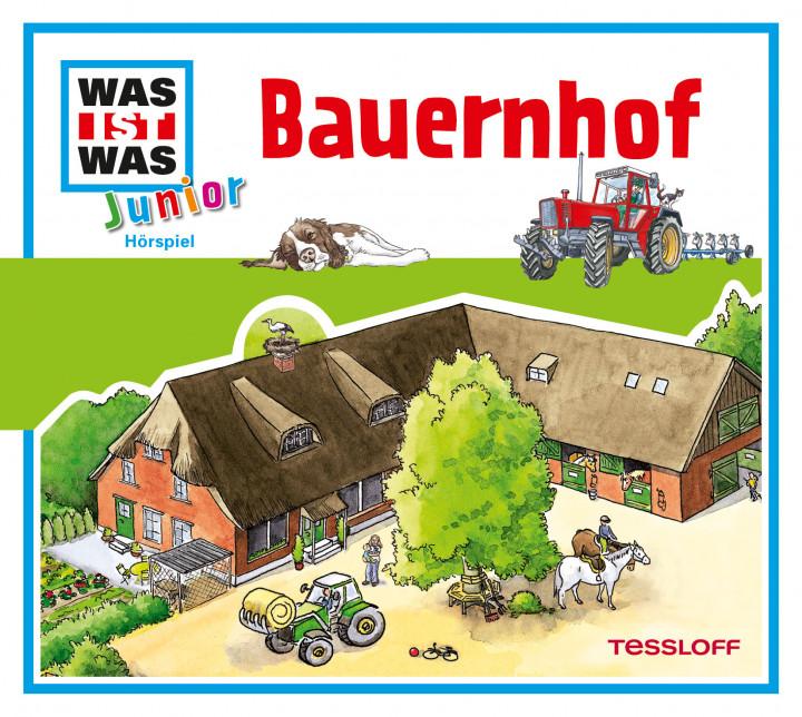 WIW JR Bauernhof Neu