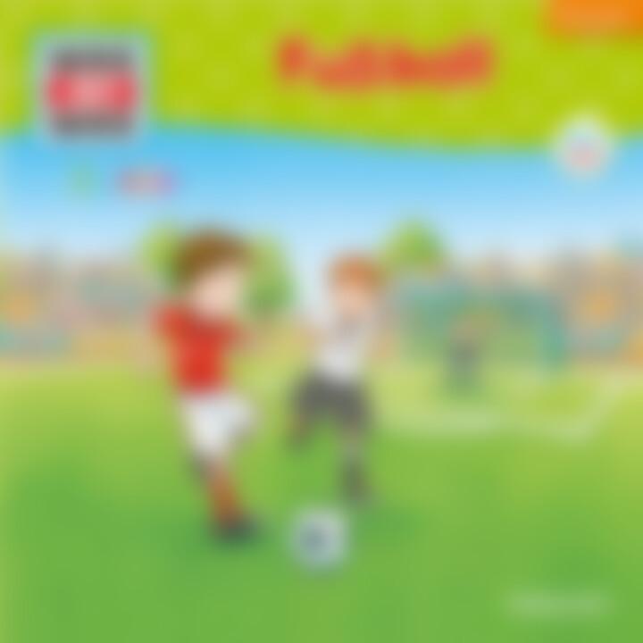 WIW JR Fußball Cover Neu