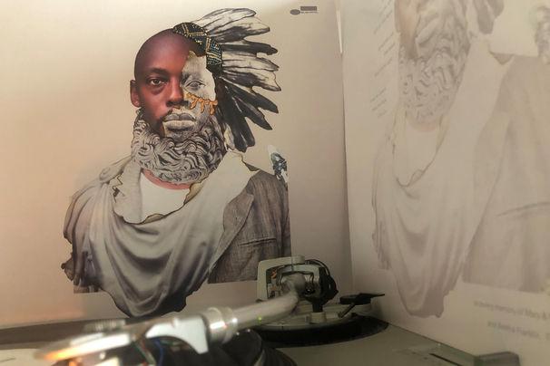 JazzEcho-Plattenteller, Das Blase-Balg - Marcus-Strickland-Album jetzt auch auf LP