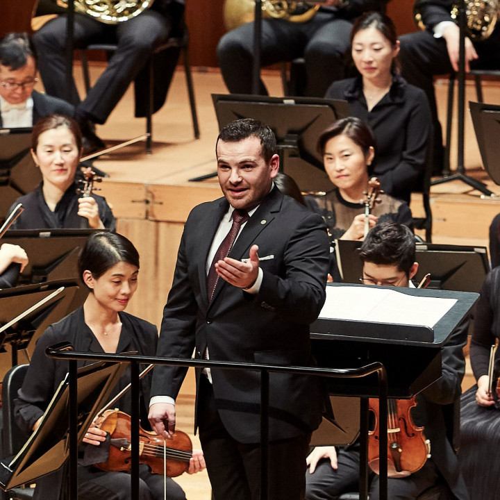 Lionel Bringuier, Seoul Philharmonic Orchestra