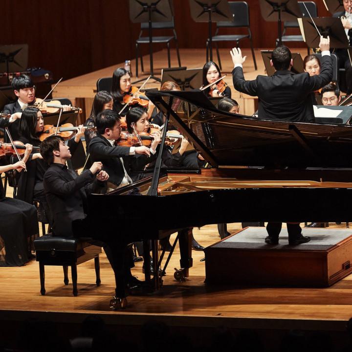 Seong-Jin Cho, Seoul Philharmonic Orchestra