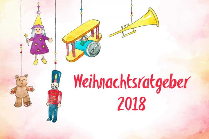 Weihnachtsratgeber 2018