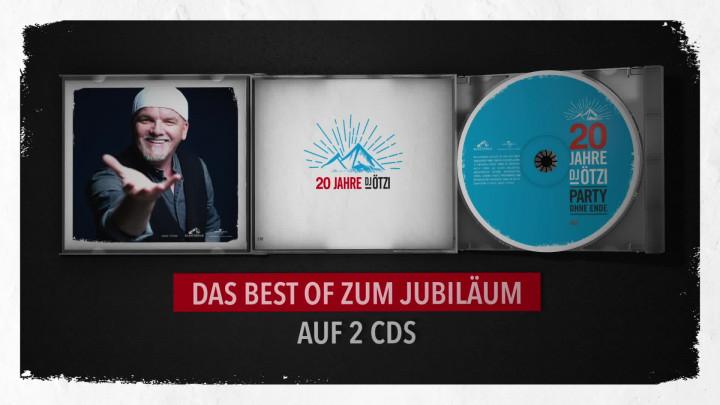 20 Jahre DJ Ötzi - Party ohne Ende!