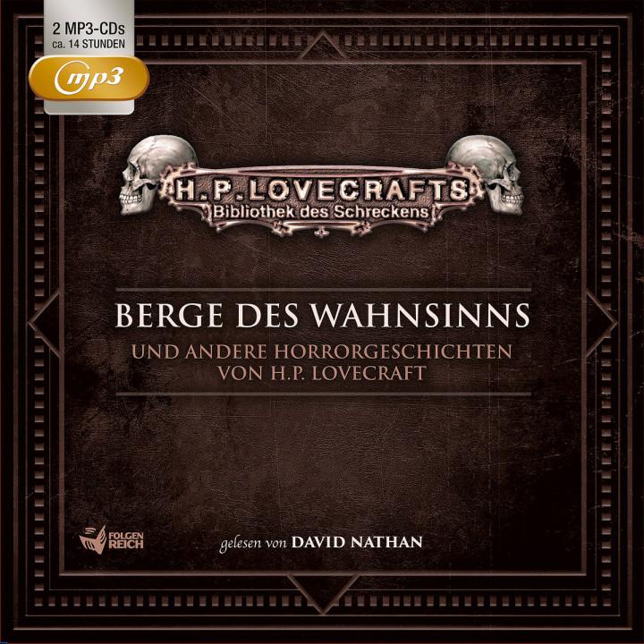 Berge des Wahnsinns u.a. Horrorgeschichten - Box 3