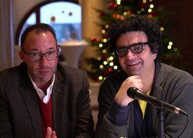 Lass uns über Klassik reden, Rolando Villazón & Holger Wemhoff wünschen Frohe Weihnachten