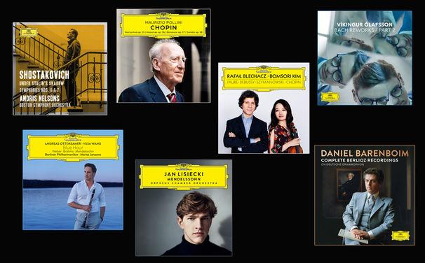Diverse Künstler, KlassikAkzente Album Vorschau 2019 – Diese Klassikalben erwarten uns im neuen Jahr