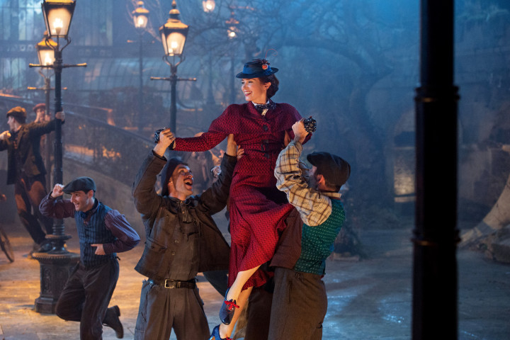 Mary Poppins Filmstart