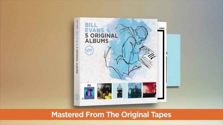Bill Evans - 5 Original Albums