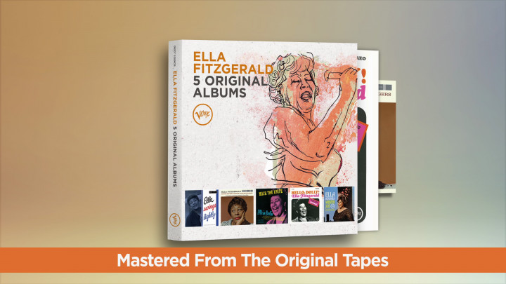 Ella Fitzgerald - 5 Original Albums