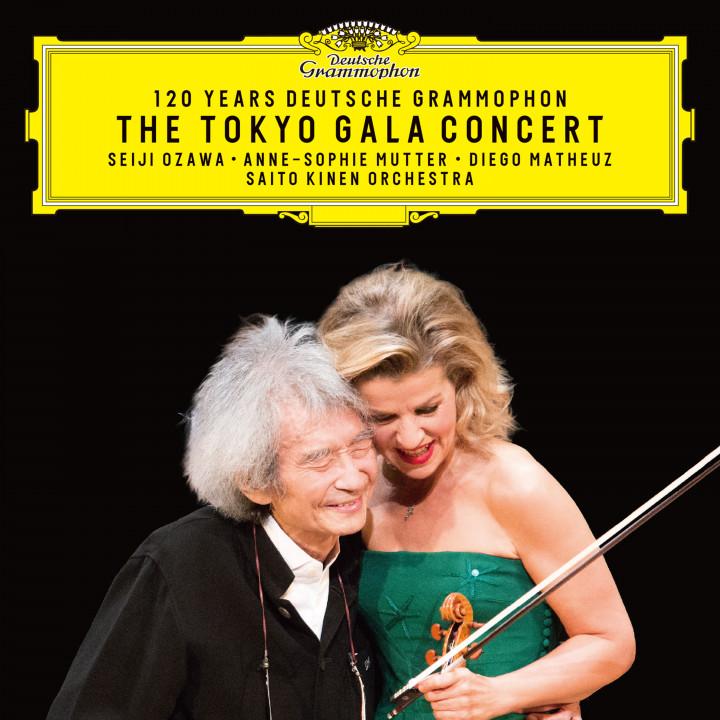 Anne-Sophie Mutter & Seiji Ozawa THE TOKYO GALA CONCERT
