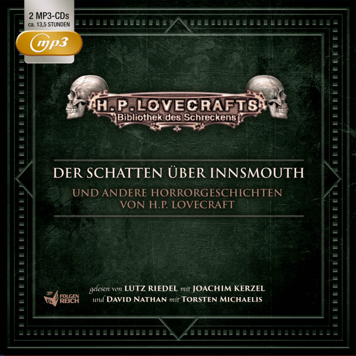Der Schatten über Innsmouth H.P. Lovecraft Box