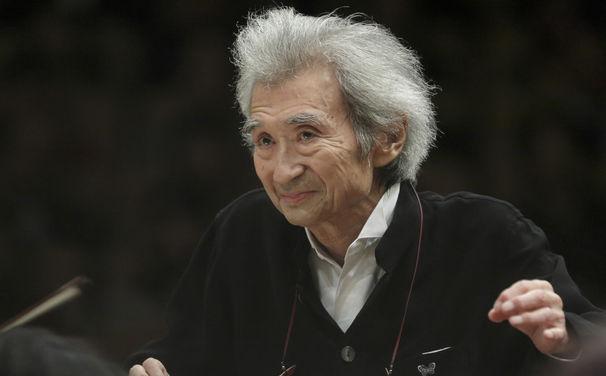 Seiji Ozawa, Monumentales Meisterstück, neu erzählt - Seiji Ozawa widmet sich der 9. Sinfonie Beethovens