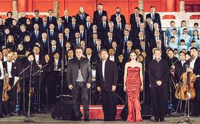 DG120, Atemberaubende Stimmung – Live-Mitschnitt des spektakulären Galakonzerts der Deutschen Grammophon aus Pekings Verbotener Stadt
