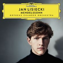 Jan Lisiecki, Mendelssohn, 00028948364718
