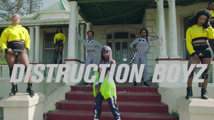 That's For Me Featuring Distruction Boyz, Featuring DJ Tira, Featuring Prince Bul