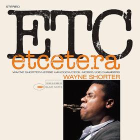 Wayne Shorter, Etcetera (Tone Poet Vinyl), 00602577187773