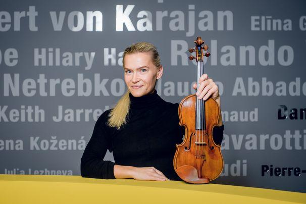 Mari Samuelsen, Auf den Spuren von Brian Eno – Mari Samuelsens zweite Single