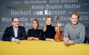 Mari Samuelsen, Mari Samuelsen ist neue Exklusivkünstlerin bei der Deutschen Grammophon