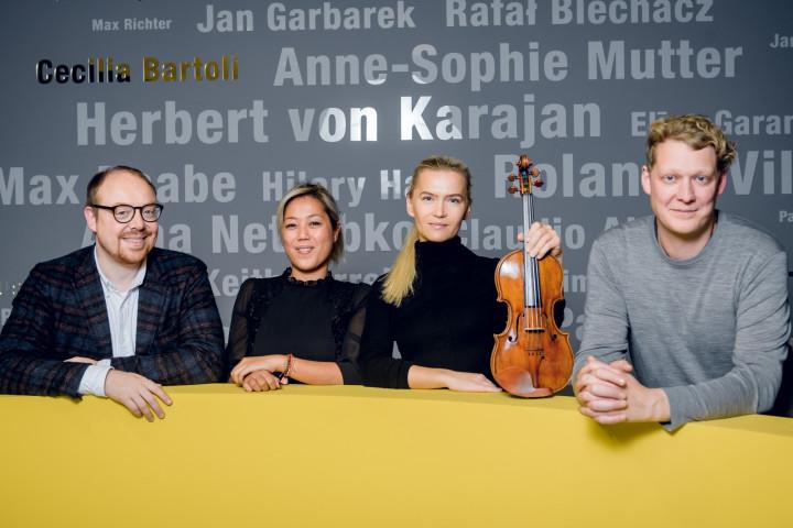 Clemens Trautmann, Nanja Maung Yin, Mari Samuelsen, Christian Badzura