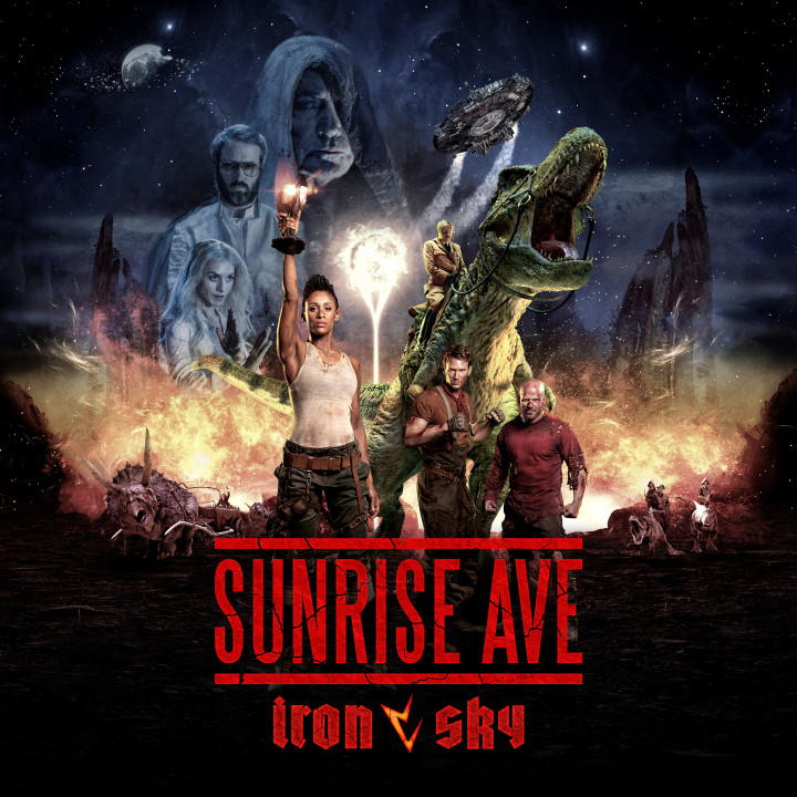 Sunrise Avenue - Iron Sky - 2019