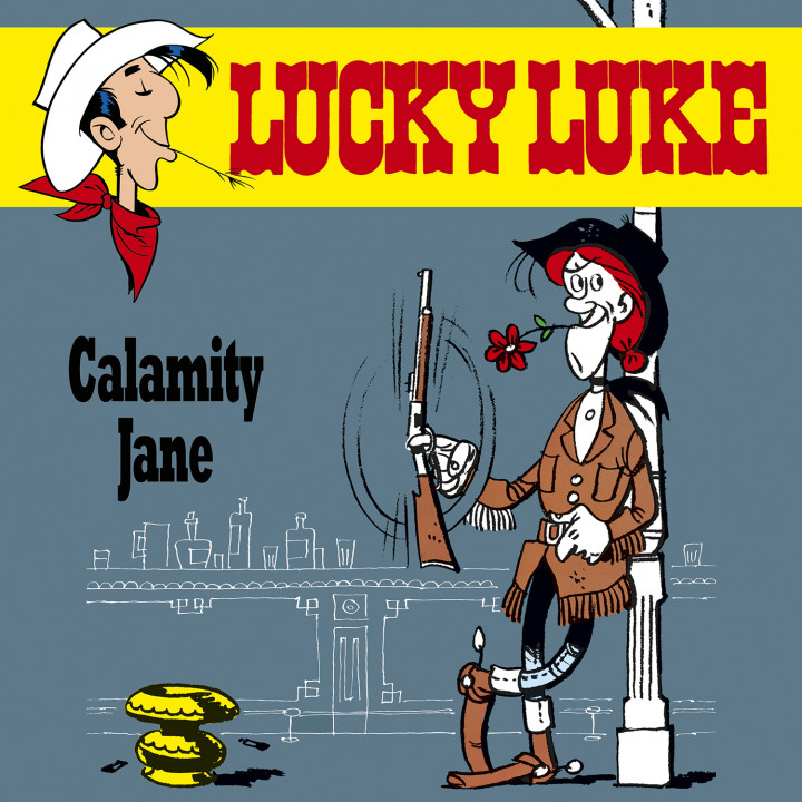 Lucky Luke 03: Calamity Jane