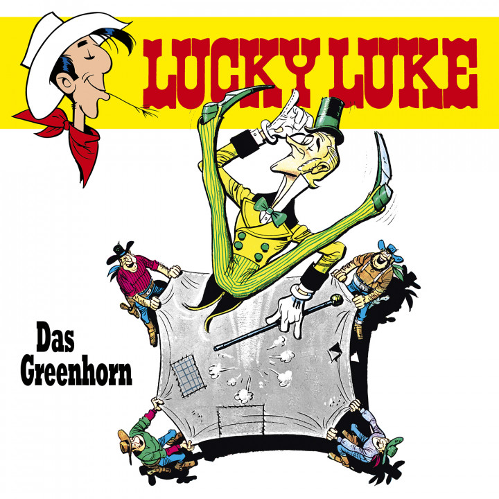 Lucky Luke 04: Das Greenhorn