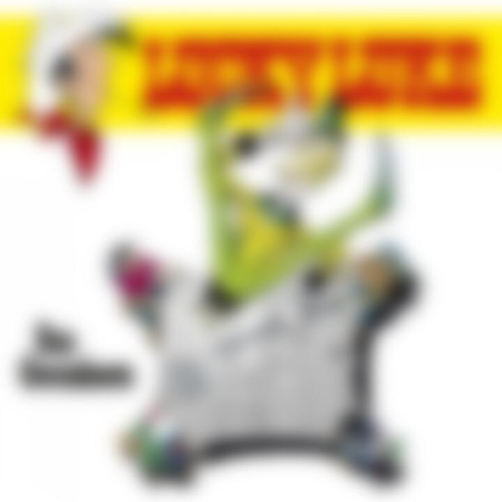 Lucky Luke 04: Das Greenhorn
