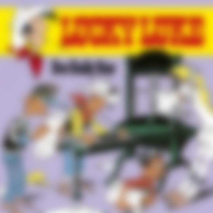 Lucky Luke 05: Der Daily Star