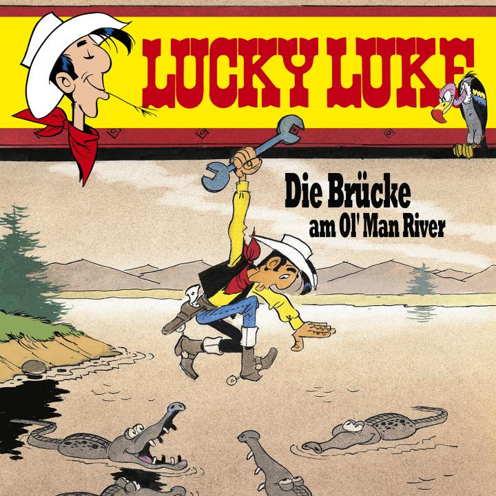 Lucky Luke 08: Die Brücke am Ol' Man River