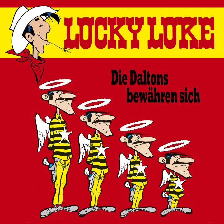 Lucky Luke 10: Die Daltons bewähren sich