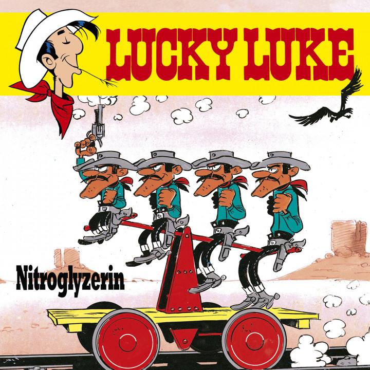 Lucky Luke 12: Nitroglyzerin