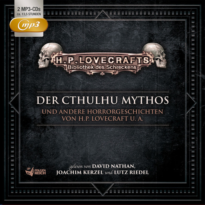 Lovecraft Box 1 Der Cthulhu Mythos