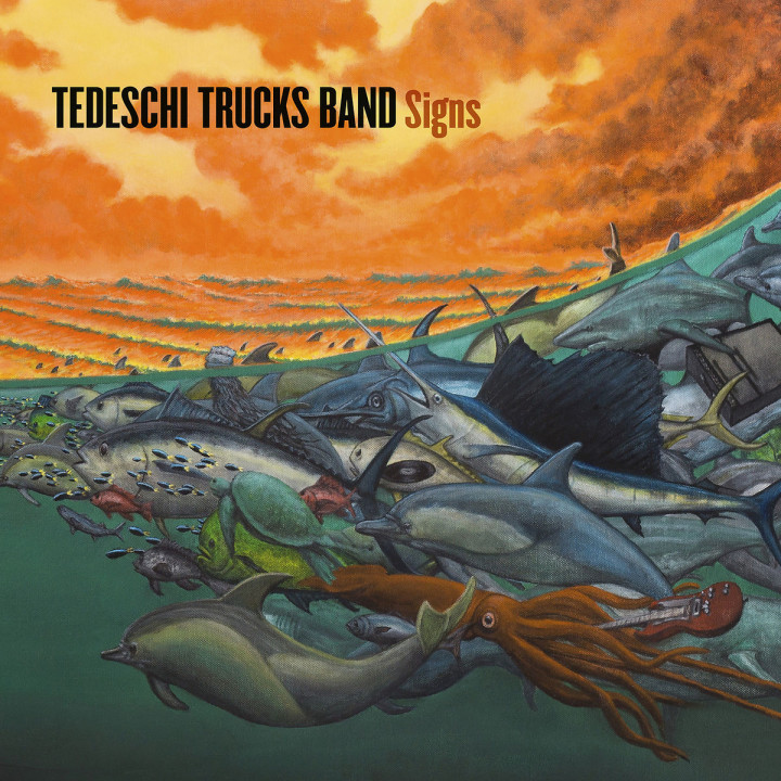 Tedeschi Trucks Band Musik Signs